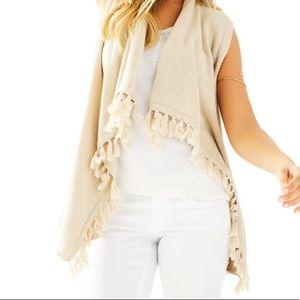Lilly Pulitzer Abbott sleeveless sweater vest